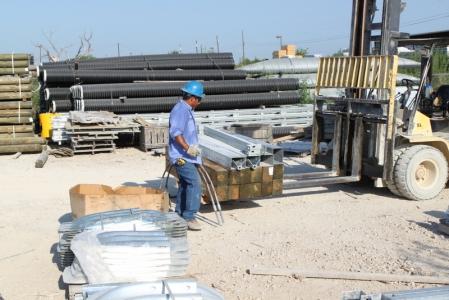 Metal Beam Guard Fence Texas Corrugators